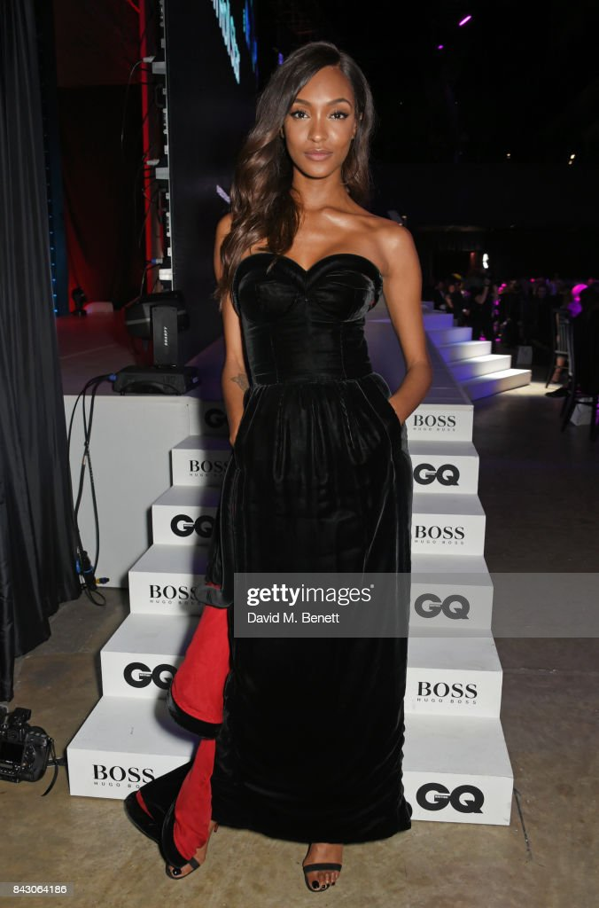 Jourdan Dunn attends the GQ Men Of The Year Awards at the Tate Modern on September 5, 2017 in London, England.