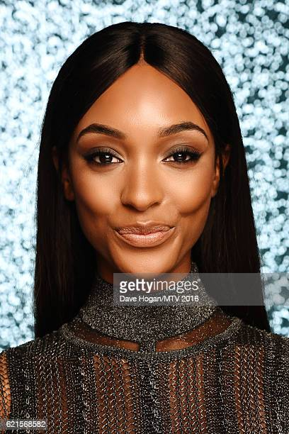 Jourdan Dunn attends the MTV Europe Music Awards 2016 on November 6 2016 in Rotterdam Netherlands