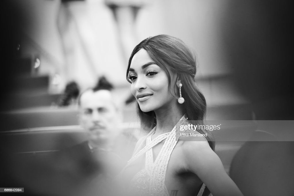 Jourdan Dunn during the 70th annual Cannes Film Festival at on May 22, 2017 in Cannes, France.