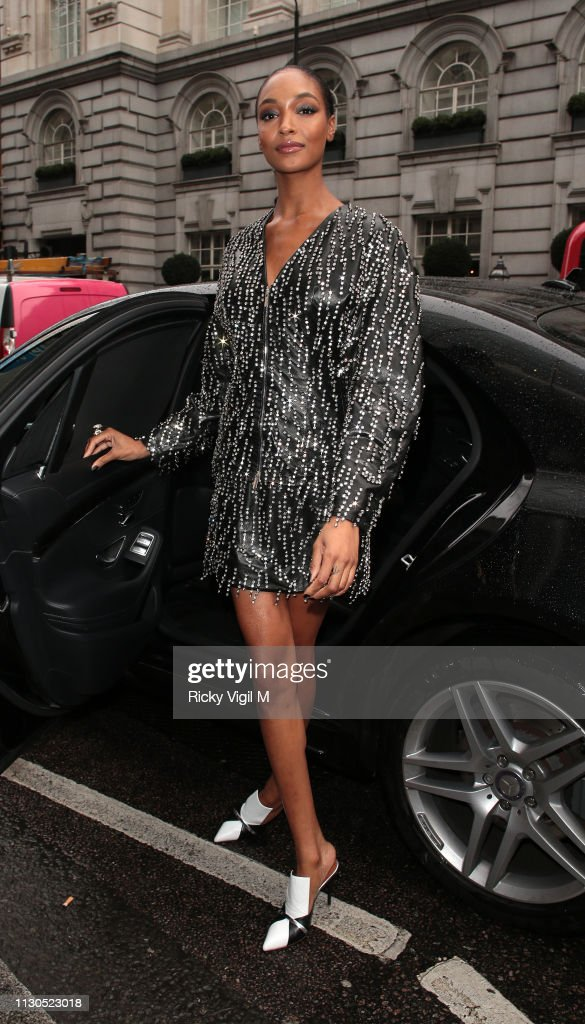 GBR: Celebrity Sightings - LFW February 2019 - Day 4