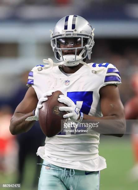 Jourdan Lewis of the Dallas Cowboys at ATT Stadium on November 5 2017 in Arlington Texas
