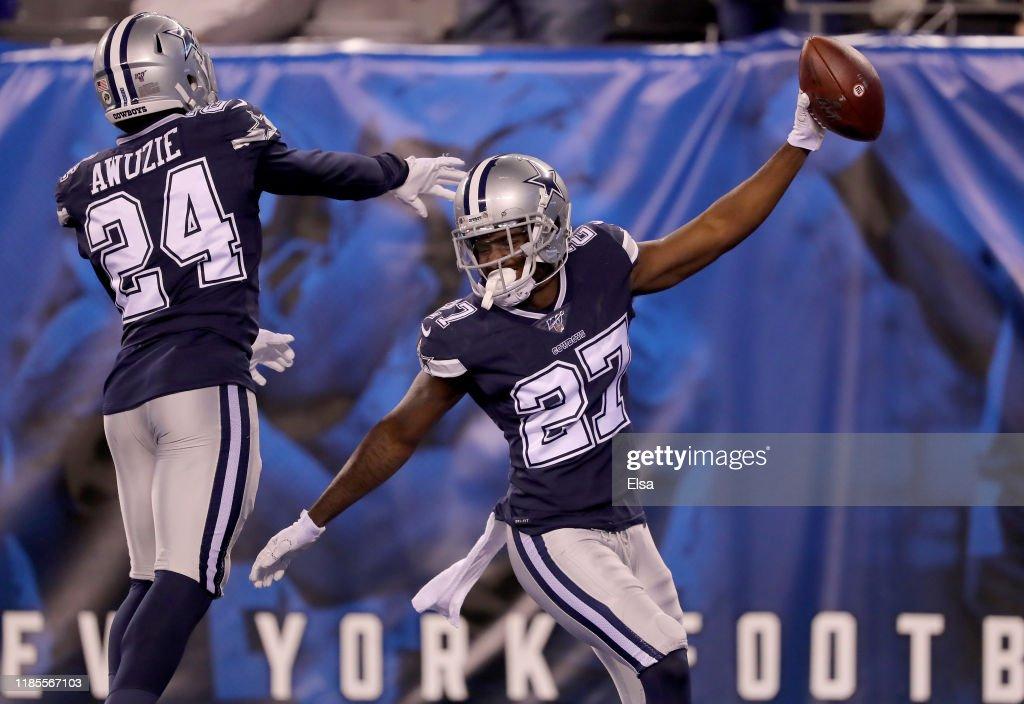 Dallas Cowboys vNew York Giants : News Photo