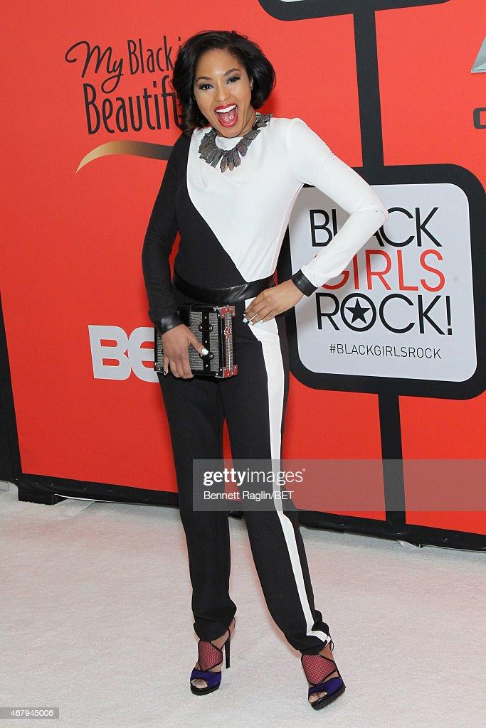 "BET's ""Black Girls Rock!"" Red Carpet"