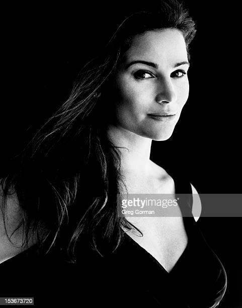 Journalist and Author Keely Shaye Brosnan is photographed for Press Shoot on May 1 2000 in Los Angeles California