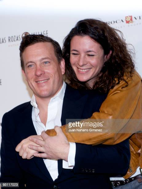 Journalist and blogger Scott Schuman and Garance Dore attend a fashion meeting and signing event for his fashion blog 'The Sartorialist' on November...