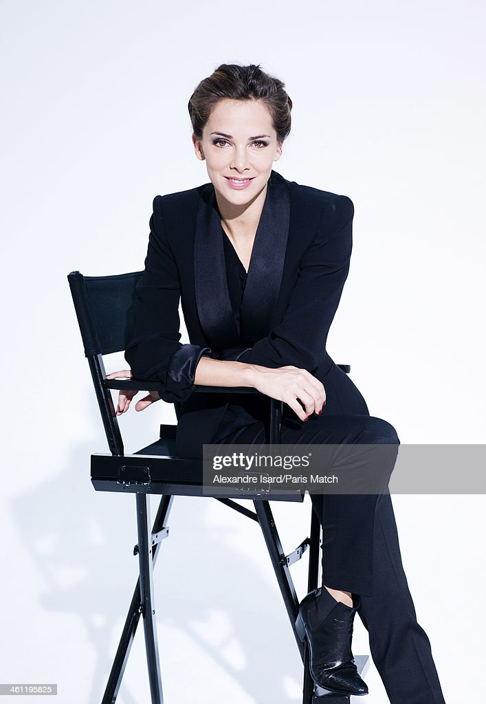 Melissa Theuriau, Paris Match Issue 3372, January 8, 2014