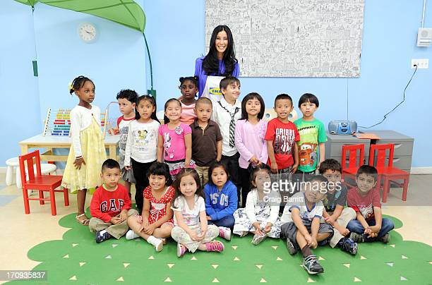 Journalist and IKEA Life Improvement Project Ambassador Lisa Ling joins IKEA and Save the Children to unveil a makeover of a Family Head Start/Early...