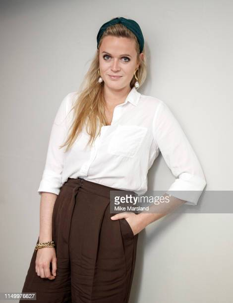 Journalist and writer Dolly Alderton is photographed on June 6 2019 in London England