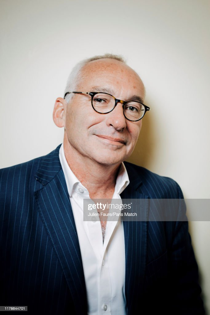 Olivier Frebourg, Paris Match Issue 3677, October 30, 2019 : News Photo