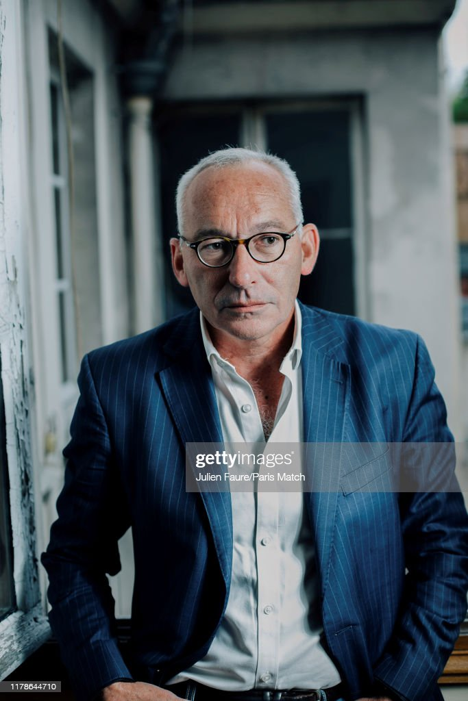 Olivier Frebourg, Paris Match Issue 3677, October 30, 2019 : News Photo