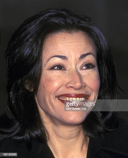 Journalist Ann Curry attends 'The Today Show' Concert Series Phil Collins in Concert on November 15 2002 at Rockefeller Plaza in New York City