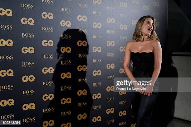 Journalist AnneLaure Bonnet attends GQ Men Of The Year Awards at Musee d'Orsay on November 23 2016 in Paris France