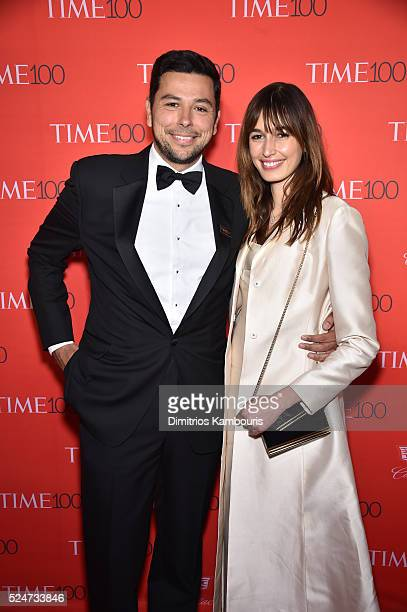 Journalist Ayman Mohyeldin attends 2016 Time 100 Gala Time's Most Influential People In The World at Jazz At Lincoln Center at the Times Warner...