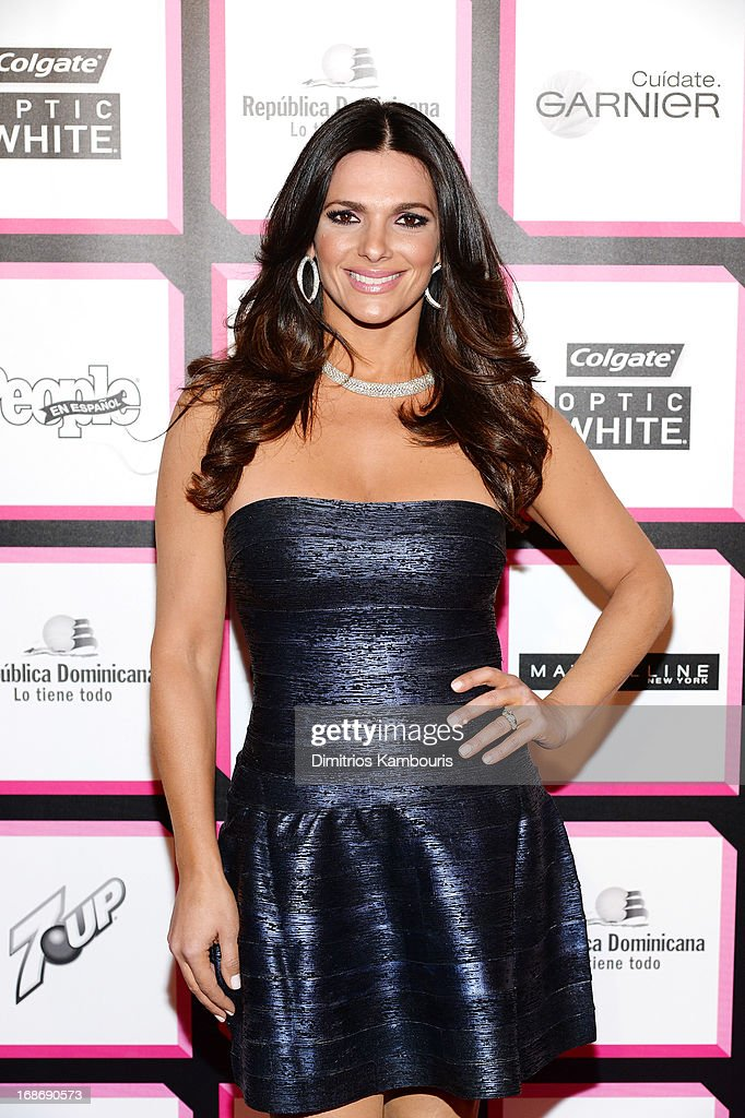 Journalist Barbara Bermudo attends People En Espanol's 50 Most Beautiful 2013 at Marquee on May 13, 2013 in New York City.