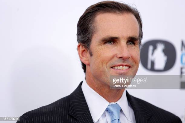 """Journalist Bob Woodruff attends the 7th annual """"Stand Up For Heroes"""" event at Madison Square Garden on November 6, 2013 in New York City."""