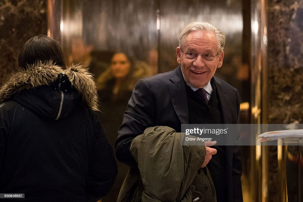 Donald Trump Holds Meetings At Trump Tower : News Photo
