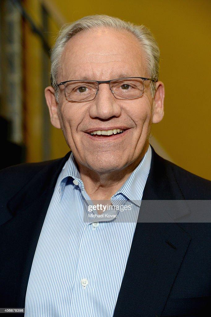 Journalist Bob Woodward attends the Vanity Fair New Establishment Summit at Yerba Buena Center for the Arts on October 8, 2014 in San Francisco, California.