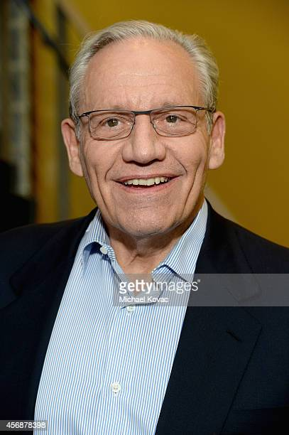 Journalist Bob Woodward attends the Vanity Fair New Establishment Summit at Yerba Buena Center for the Arts on October 8 2014 in San Francisco...