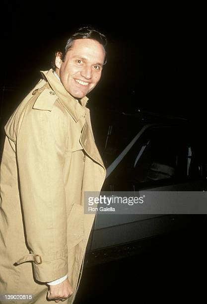 Journalist Bob Woodward sighted on February 17 1984 at the Recency Hotel in New York City