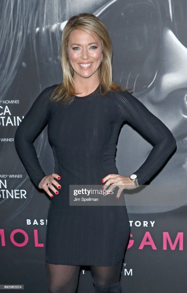 """""""Molly's Game"""" New York Premiere : News Photo"""