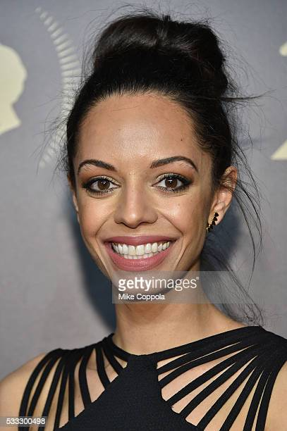 Journalist Caitlin Dickerson attends The 75th Annual Peabody Awards Ceremony at Cipriani Wall Street on May 20 2016 in New York City