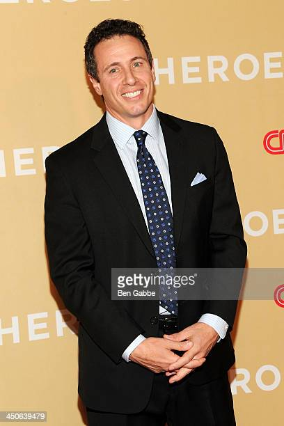 Journalist Chris Cuomo attends the 2013 CNN Heroes at the American Museum of Natural History on November 19 2013 in New York City