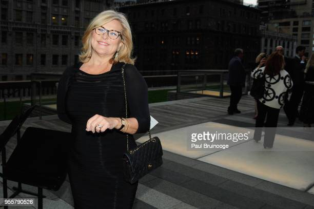 Journalist Cynthia McFadden attends the 2018 Change Maker Awards at Carnegie Hall on May 7 2018 in New York City