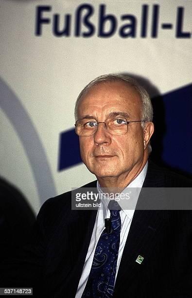 Journalist D Intendant WDR, Porträt, - 1999
