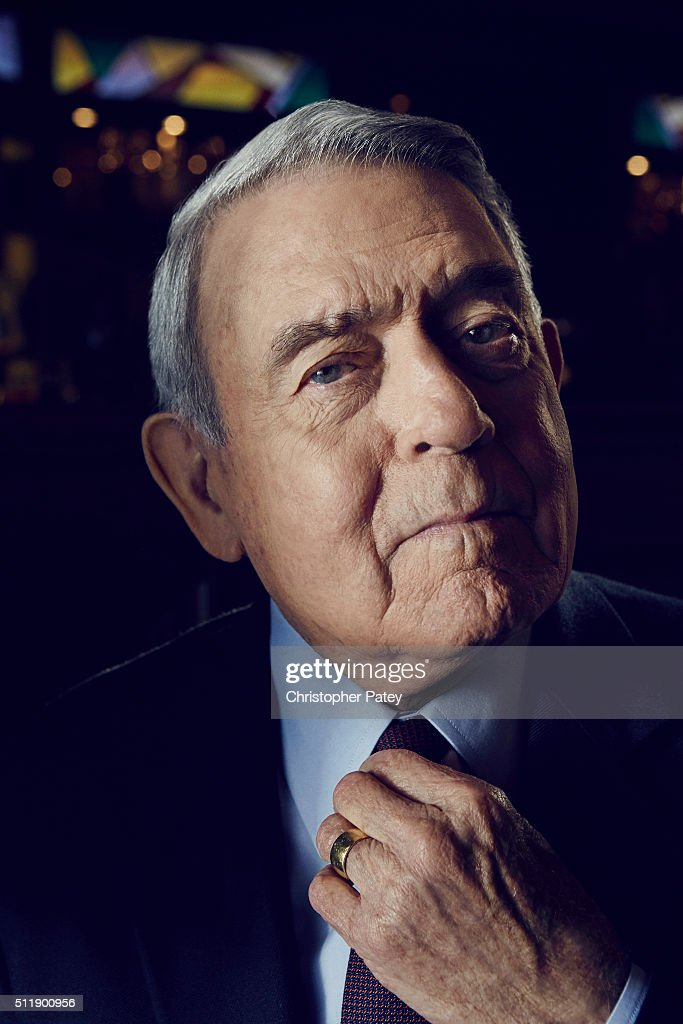 Dan Rather, The Hollywood Reporter, October 6, 2015