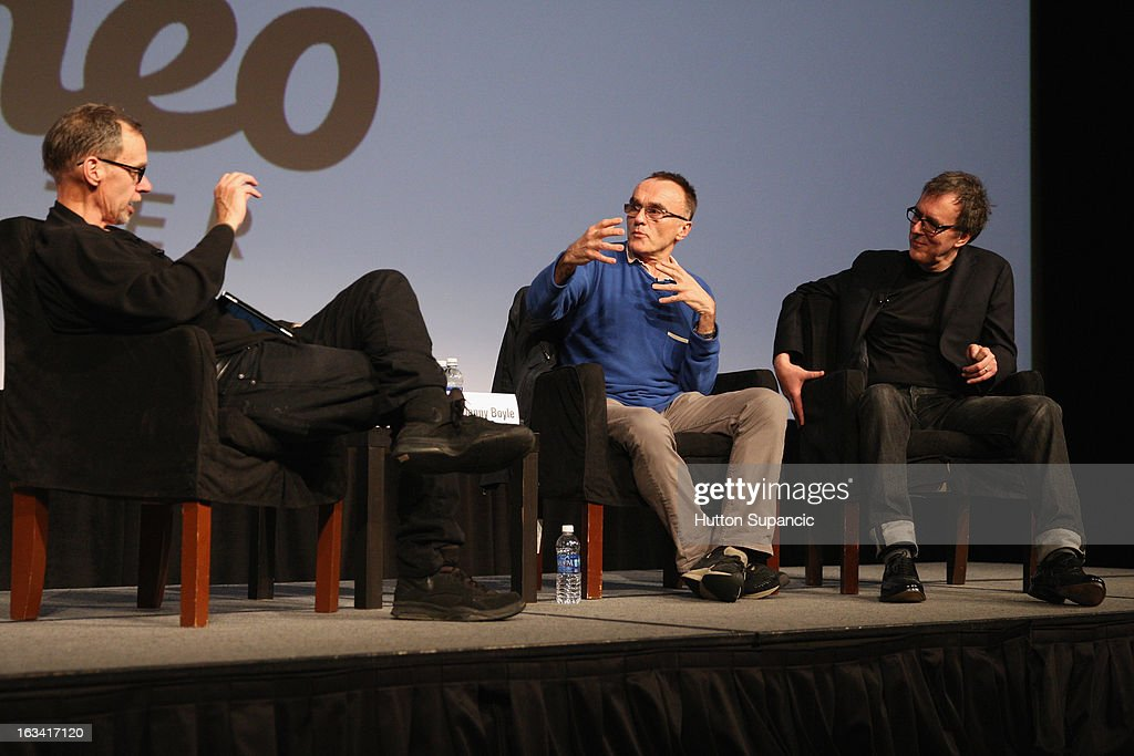 A Conversation With Danny Boyle - 2013 SXSW Music, Film + Interactive Festival