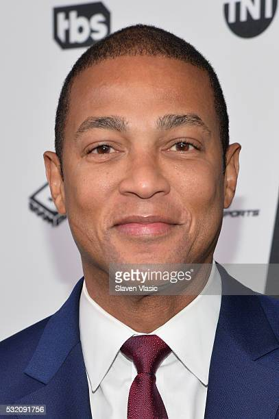 Journalist Don Lemon attends the Turner Upfront 2016 at Nick Stef's Steakhouse on May 18 2016 in New York City