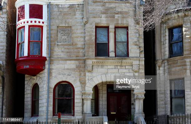Journalist educator and activist Ida B WellsBarnett lived in this home from 19191930 in Chicago Illinois on April 8 2019