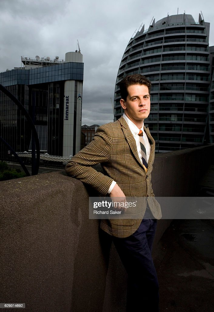 Milo Yiannopoulos, Observer UK, July 8, 2012