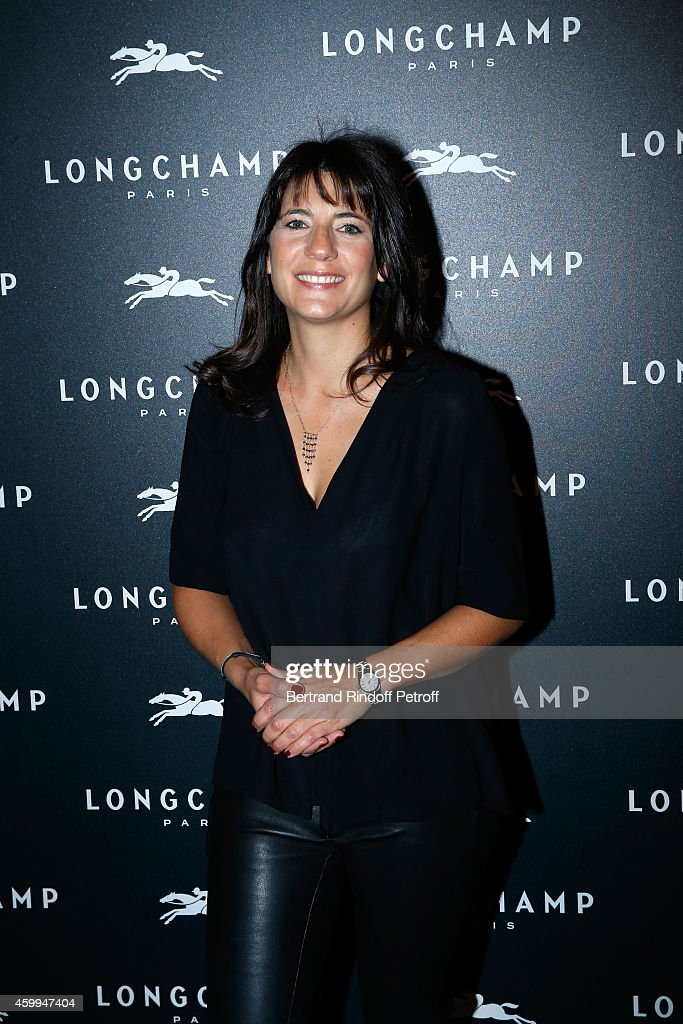 Longchamp - Elysees Lights On Party Boutique Launch - Photocall