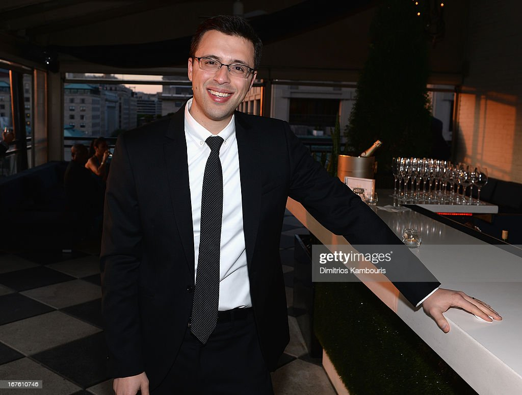 The New Yorker's David Remnick Hosts White House Correspondents' Dinner Weekend Pre-Party : News Photo