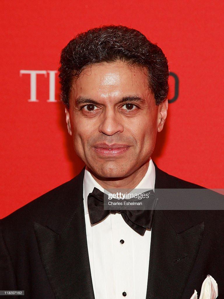 2011 TIME 100 Gala
