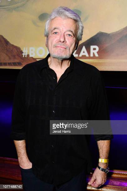 Journalist George Knapp attends Los Angeles Special Screening Of Documentary 'Bob Lazar Area 51 Flying Saucers' at Ace Hotel on December 3 2018 in...