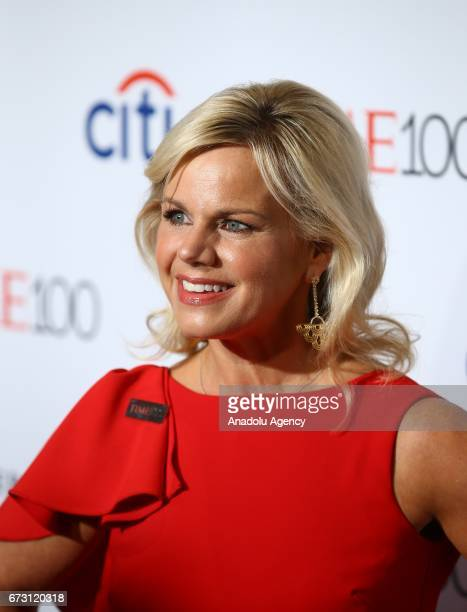 Journalist Gretchen Carlson attends the 2017 TIME 100 Gala at Jazz at Lincoln Center in New York United States on April 25 2017