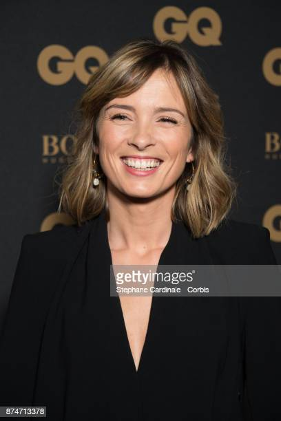 Journalist Isabelle Ithurburu attends the GQ Men Of The Year Awards 2017 at Le Trianon on November 15 2017 in Paris France