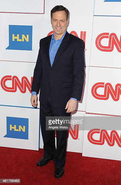 Journalist Jake Tapper attends the CNN Worldwide AllStar 2014 Winter TCA Party at Langham Hotel on January 10 2014 in Pasadena California