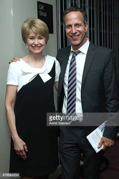 CBS journalist Jane Pauley and Senior Medical Director of Children's Health Fund Dr Alan Shapiro attend the Childrens Health Fund Annual Gala at Jazz...