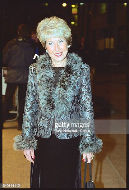 Journalist Jennie Bond at the Premiere of One Night at McCool's
