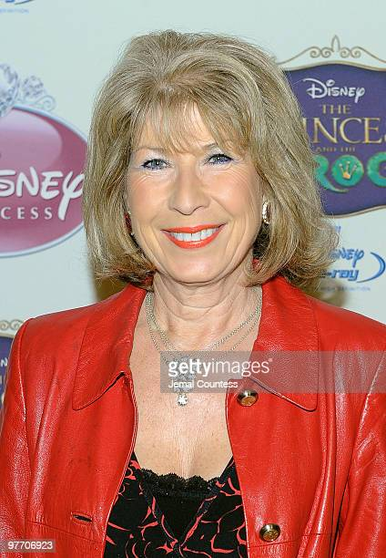 Journalist Jennie Bond attends Princess Tiana�s official induction into the Disney Princess Royal Court at The New York Palace Hotel on March 14 2010...