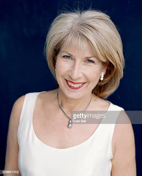 UK Journalist Jennie Bond