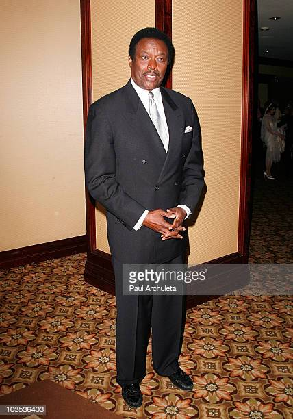 Journalist Jim Hill arrives at the Eagle Badge Foundation Gala on August 21 2010 in Century City California