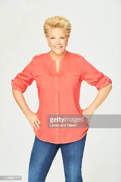 Journalist Joan Lunden is photographed for First For Women on March 15 2018 in New York City