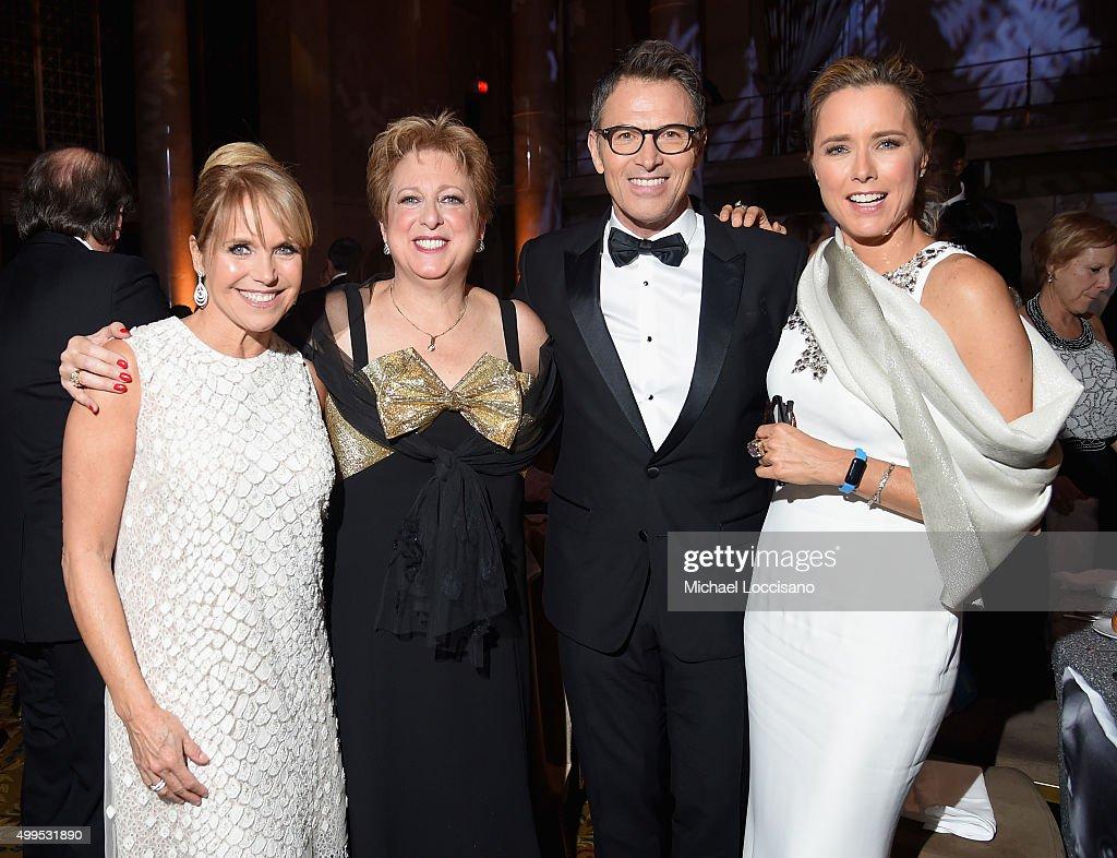 11th Annual UNICEF Snowflake Ball Honoring Orlando Bloom, Mindy Grossman And Edward G. Lloyd - Inside