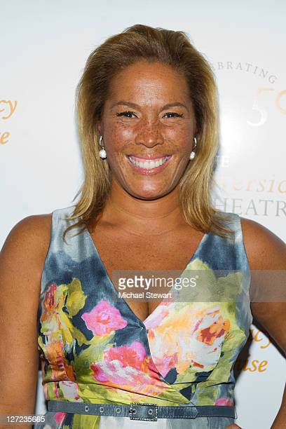 Journalist Kemberly Richardson attends the 2nd annual Legacy to Promise Gala at The Riverside Theatre on September 26 2011 in New York City