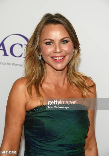 Journalist Lara Logan attends the 42nd Annual Gracie Awards at the Beverly Wilshire Hotel on June 6 2017 in Beverly Hills California