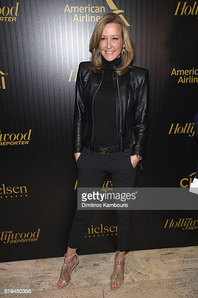 Journalist Lara Spencer attends The Hollywood Reporter's 5th Annual 35 Most Powerful People in New York Media on April 6 2016 in New York City